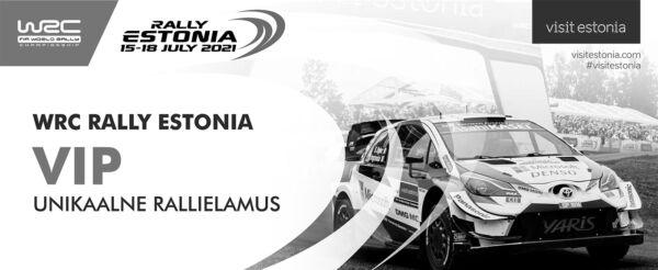 Rally Estonia VIP